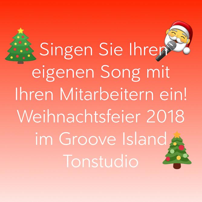 Weihnachtsfeier In Düsseldorf.Weihnachtsfeier Groove Island Tonstudio Düsseldorf Groove Island